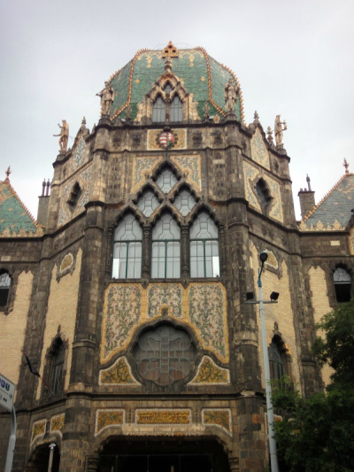 Budapest Museum Of Applied Arts Voice Of Nature